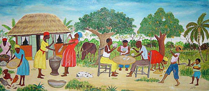 Ciri-ciri utama masyarakat pedesaan