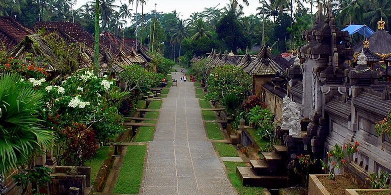 Desa sebagai bentuk pemerintahan