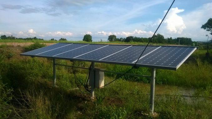 Desa sebagai sumber tenaga