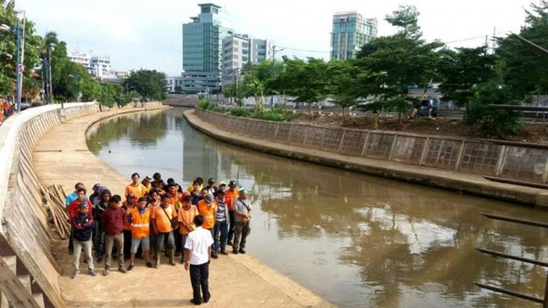 Sungai Kamuyang berhasil mewujudkan