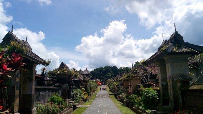 Panglipuran, Bali, Indonesia